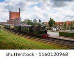 An Ancient Steam Railway...