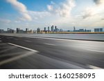 panoramic skyline and buildings ... | Shutterstock . vector #1160258095