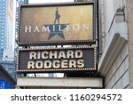 manhattan  new york  united... | Shutterstock . vector #1160294572