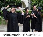 graduation friend achievement... | Shutterstock . vector #1160398018