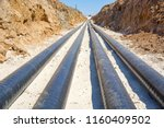 technological pipelines dn50... | Shutterstock . vector #1160409502
