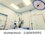 operating room for surgical...   Shutterstock . vector #1160454592