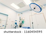 operating room for surgical...   Shutterstock . vector #1160454595