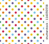 Seamless Vector Pattern Or...