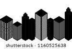 isomatic style vector of black...   Shutterstock .eps vector #1160525638