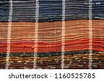 close up of floor rug made out...   Shutterstock . vector #1160525785