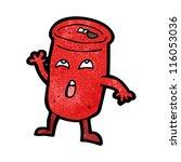 cartoon cola can | Shutterstock .eps vector #116053036
