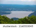 landscape atop bear mountain ...   Shutterstock . vector #1160533045