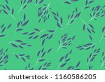 tropical seamless pattern.... | Shutterstock .eps vector #1160586205