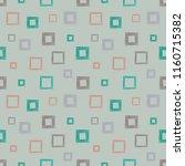 seamless geometrical pattern... | Shutterstock . vector #1160715382