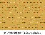 abstract gemetric pattern with...   Shutterstock .eps vector #1160730388