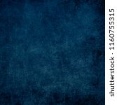 blue designed grunge texture.... | Shutterstock . vector #1160755315