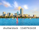 View Of Boston Skyline In...