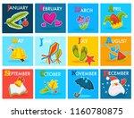 Calendar Cartoon Design With...