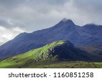typical countryside in scotland ... | Shutterstock . vector #1160851258