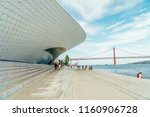 lisbon  portugal   august 23 ... | Shutterstock . vector #1160906728
