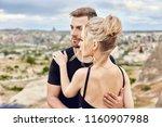 in love eastern couple in...   Shutterstock . vector #1160907988