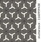 vector seamless pattern. modern ... | Shutterstock .eps vector #1160959438