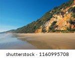 rainbow beach  queensland ... | Shutterstock . vector #1160995708