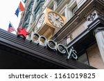 new york  new york.   may 13 ... | Shutterstock . vector #1161019825