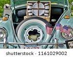 cumberland  ri usa  august 19 ... | Shutterstock . vector #1161029002