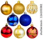 Ball For The Christmas Tree....