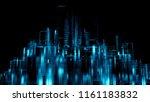 3d render abstract background....   Shutterstock . vector #1161183832