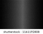 dark carbon fiber background ... | Shutterstock . vector #1161192808