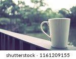 natural green background image... | Shutterstock . vector #1161209155