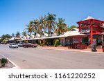 broome  wa  australia  ... | Shutterstock . vector #1161220252