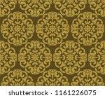 beautiful textile graphic...   Shutterstock . vector #1161226075