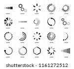 set of 20 icons such as loading ...