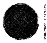 distressed circle stamp vector... | Shutterstock .eps vector #1161281542