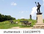 Civil War Canons Near Civil Wa...