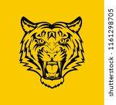 Tiger Graphic Design For Tatto...
