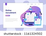 modern flat design concept of...   Shutterstock .eps vector #1161324502