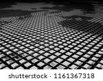 the computer memory of the data ... | Shutterstock . vector #1161367318
