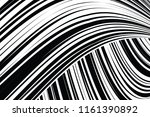 curve random chaotic lines... | Shutterstock .eps vector #1161390892