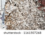 wall with old pins and staples  ... | Shutterstock . vector #1161507268