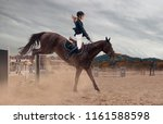 Equestrian Sport A Young Girl - Fine Art prints