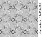 seamless background pattern... | Shutterstock . vector #1161594505