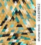 abstract vector background.... | Shutterstock .eps vector #1161605812