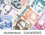 money from armenia  a business... | Shutterstock . vector #1161650332