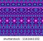 peruvian american indian... | Shutterstock .eps vector #1161661102