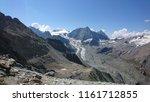 breathtaking mountain panorama... | Shutterstock . vector #1161712855