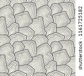 vector seamless pattern.... | Shutterstock .eps vector #1161725182