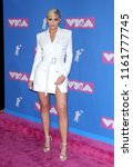 kylie jenner at the 2018 mtv... | Shutterstock . vector #1161777745