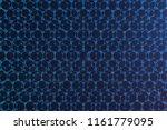 3d illustration nanotechnology  ... | Shutterstock . vector #1161779095