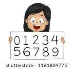 illustration of a hindu kid...   Shutterstock .eps vector #1161804775