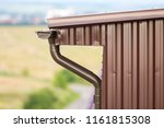 close up detail of cottage... | Shutterstock . vector #1161815308